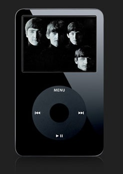 beatles_ipod